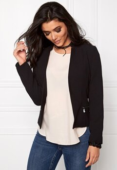 ONLY Madeline Blazer Jacket Black Bubbleroom.se