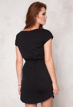 ONLY May s/s dress Black Bubbleroom.se