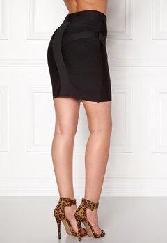 ONLY New Fit Skirt Black Bubbleroom.se