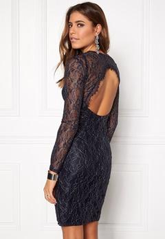 ONLY New Lisa L/S Dress Night Sky Bubbleroom.se