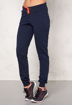 ONLY PLAY Arlette Slim Sweat Pants Navy Blazer Bubbleroom.se