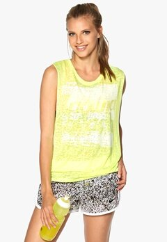 ONLY PLAY Cage Training Top Neon Yellow Bubbleroom.se