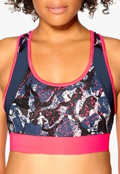 ONLY PLAY Chameleon Training Bra Print Bubbleroom.se