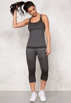 ONLY PLAY Coco Seamless Top Black Bubbleroom.se