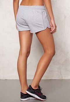 ONLY PLAY Dyann Sweat Shorts Light Grey Melange Bubbleroom.se