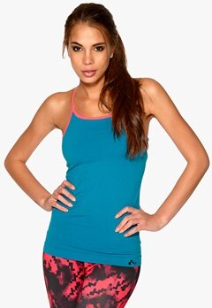 ONLY PLAY Hanna Seamless Tank Top Turkish Tile Bubbleroom.se