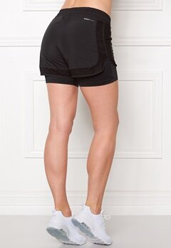 ONLY PLAY Julie Training Shorts Black Bubbleroom.se