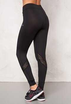 ONLY PLAY Lily Training Tights Black Bubbleroom.se