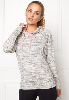 ONLY PLAY Minni Sweat Medium Grey Melange Bubbleroom.se