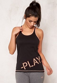 ONLY PLAY Rosa Tank Top Moonless Night Bubbleroom.se