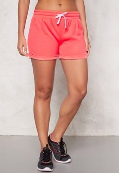 ONLY PLAY Viola Sweat Shorts Hot Pink Bubbleroom.se