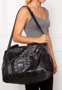 ONLY PLAY Zebra Sports Bag Black Zebra Bubbleroom.se