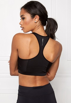 ONLY PLAY Zebra Sports Bra Black Bubbleroom.se