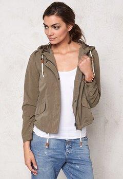 ONLY Skylar parka jacket Tarmac Bubbleroom.se