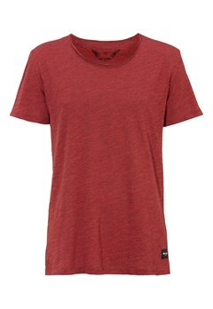 ONLY & SONS Albert Reg O-Neck Tee Rosewood Bubbleroom.se