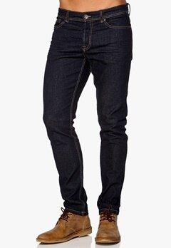ONLY & SONS Avi slim jeans Dark Blue Denim Bubbleroom.se