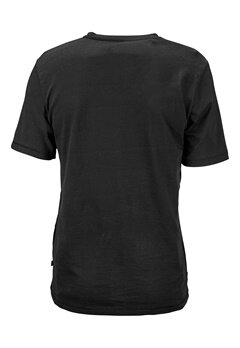 ONLY & SONS Axel fitted tee Black Bubbleroom.se