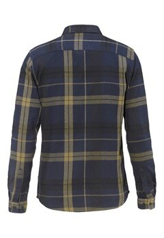 ONLY & SONS Erik ls shirt Blue Bubbleroom.se