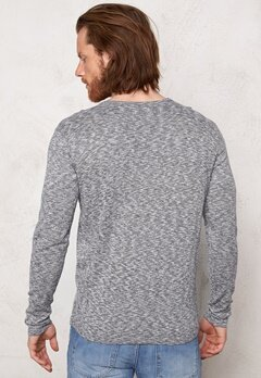 ONLY & SONS Esben Crew Neck Knit Mood Indigo Bubbleroom.se