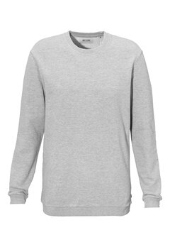 ONLY & SONS Freeman Crew Neck Light Grey Melange Bubbleroom.se