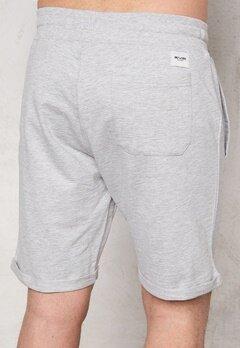 ONLY & SONS Huxi Sweat Shorts Light Grey Melange Bubbleroom.se