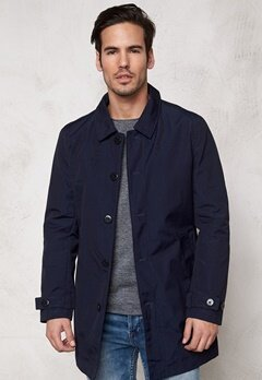 ONLY & SONS Jules Trench Coat Night Sky Bubbleroom.se