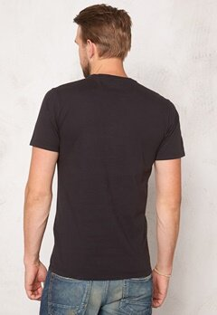 ONLY & SONS Kanta Organic Fitted Tee Raven Bubbleroom.se