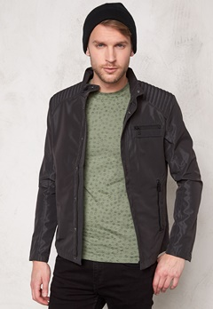 ONLY & SONS Lasse Biker Jacket Phantom Bubbleroom.se