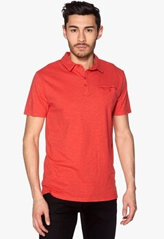 ONLY & SONS Latif Polo Cranberry Bubbleroom.se