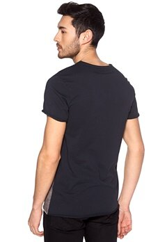ONLY & SONS Loose O-neck Tee Black Bubbleroom.se