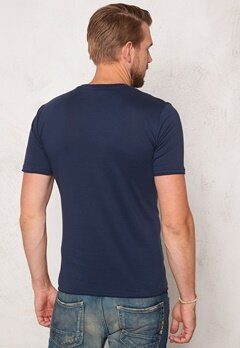 ONLY & SONS Net Fitted Tee Dress Blues Bubbleroom.se