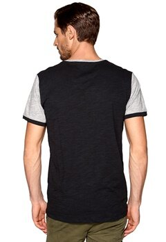ONLY & SONS Niro reg o-neck Black Bubbleroom.se