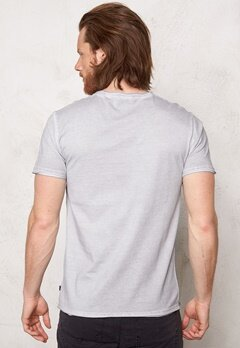 ONLY & SONS Salvatore O-Neck White Bubbleroom.se