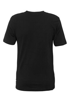 ONLY & SONS Skulls Fitted Tee Black Bubbleroom.se