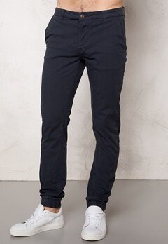 ONLY & SONS Tarp Chino Cuff Dark Navy Bubbleroom.se