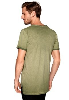 ONLY & SONS Wallace reg o-neck Olive branch Bubbleroom.se