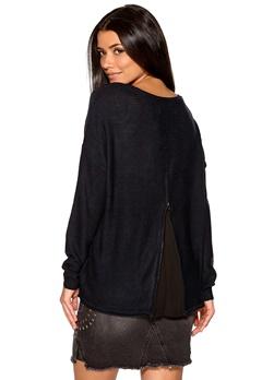 ONLY Tina L/S Pullover Knit Night Sky Bubbleroom.se