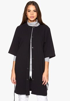 RODEBJER Orbita Coat Black Bubbleroom.se