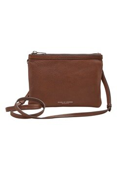 TIGER OF SWEDEN Ortisei N Leather Bag T82 Medium Brown Bubbleroom.se