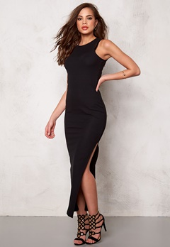 Jacqueline de Yong Owen Jersey Dress Black Bubbleroom.se