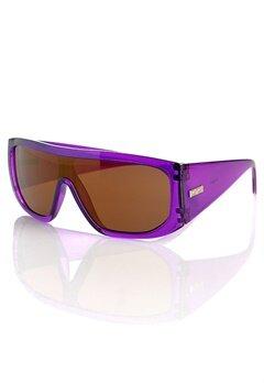 Le Specs Panic Station Sunglasses Violet Bubbleroom.se