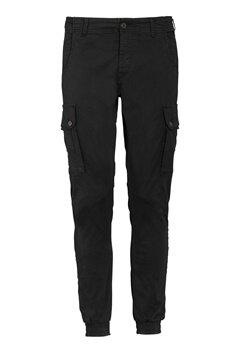 JACK&JONES Paul Warner Trousers Black Bubbleroom.se
