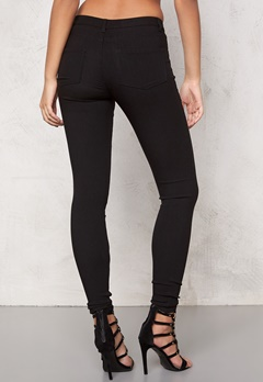 Pieces Just Wear R.M.W Leggings Black Bubbleroom.se