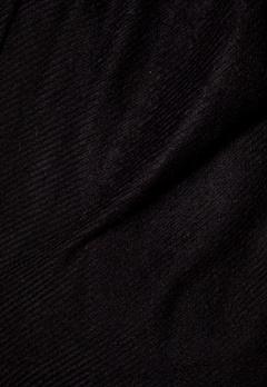 Pieces Kial Long Scarf Black Bubbleroom.se