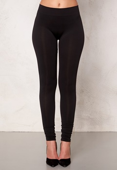 Pieces London Leggings Black Bubbleroom.se