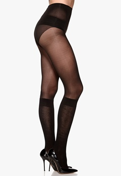 Pretty Polly Knee High Modal Socks Black Bubbleroom.se
