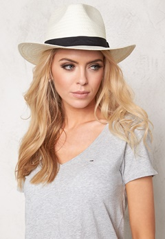 Rut & Circle Price Panama Hat 001 Black Bubbleroom.se