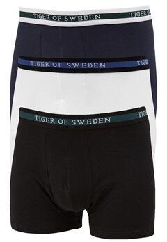 TIGER OF SWEDEN Profuma Underwear 3-P 090 Pure White Bubbleroom.se