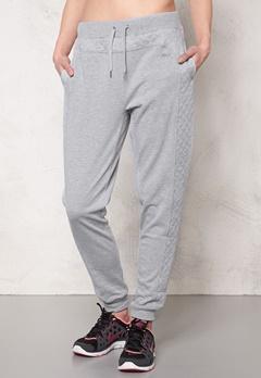 Röhnisch Anja Sweat Pants Grey Melange Bubbleroom.se