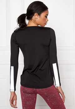 Röhnisch Tea Long Sleeve Black Bubbleroom.se